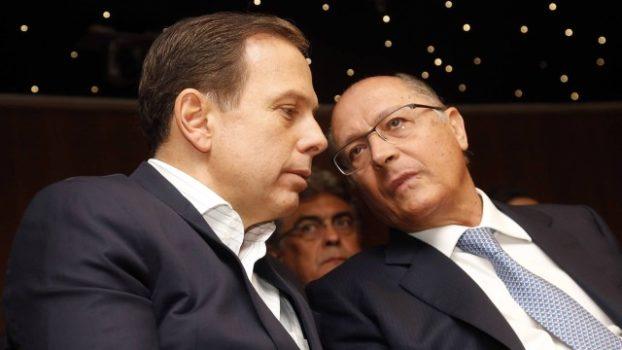 Doria e Alckim