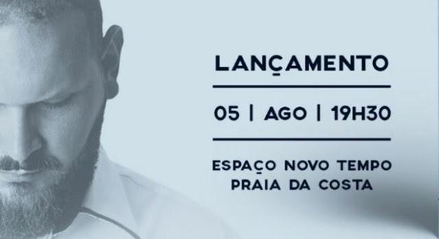 """Joel França lança seu primeiro CD """"Me Amou"""" em Vila Velha - ES"""