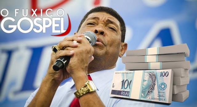 Valdemiro Santiago pede R$1 Milhão de reais de indenização contra site na justiça