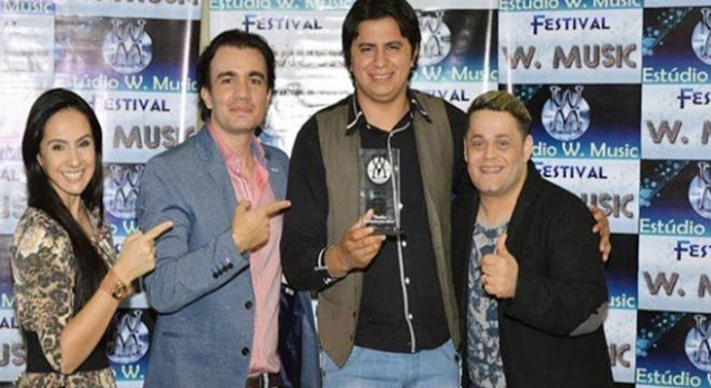Um sonho realizado; diz Freddy Cardoso após vencer no concurso W. Music