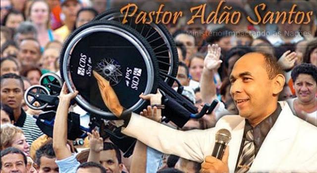 """Pastor """"Cego"""" vai distribuir 2 mil cestas básicas em congresso de missões"""