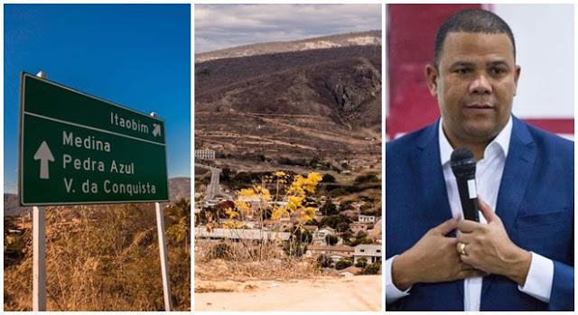 Pr. Eduardo Reis visita cidade no Vale do Jequitinhonha em viagem missionária