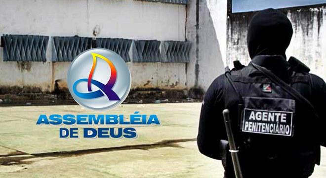 """Assembleia de Deus passa em concurso para """"Técnico Penitenciário"""""""