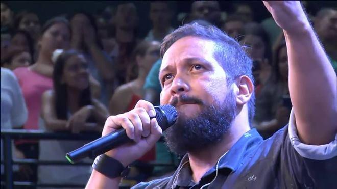 Cantor Fernandinho | Foto da internet