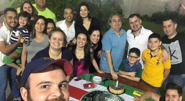 Pastor Paulo Marcelo e amigos