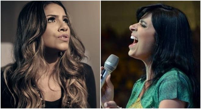 Gabriela Rocha e Fernanda Brum (reprodução)
