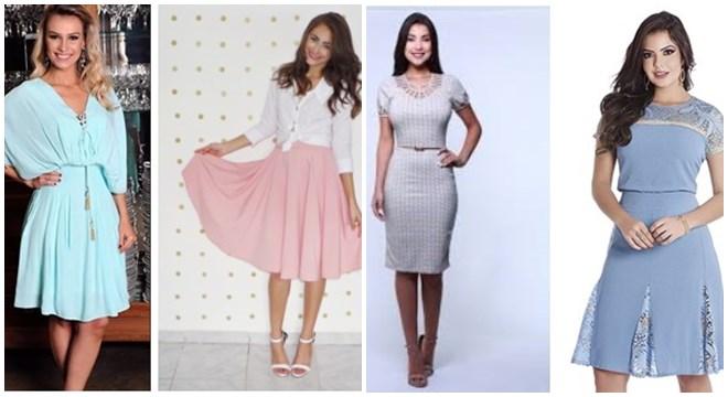 Moda gospel - Inspire-se na tendência Candy Colors