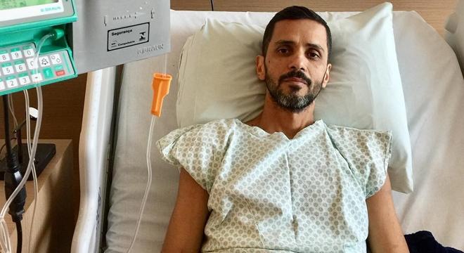 Lutando contra o câncer, Pr. Cristian Oliveira se recupera da quimio