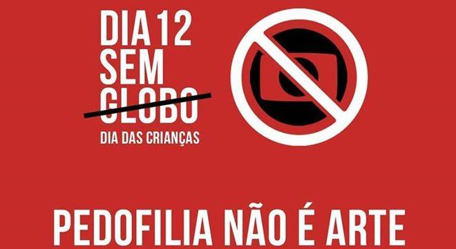 Dia 12 sem Globo