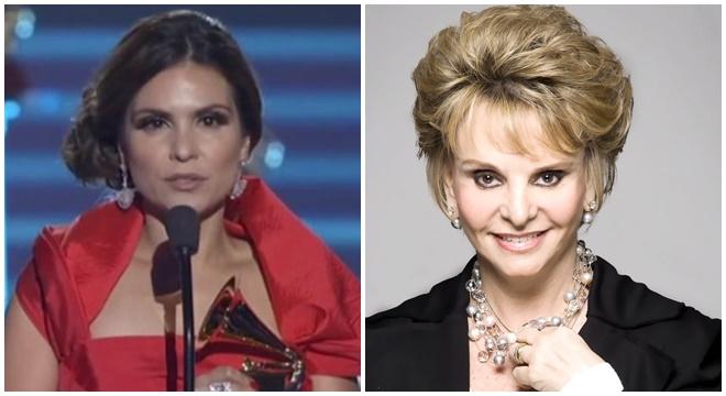 Climão: Dona da MK ignora o 7º Grammy de Aline Barros