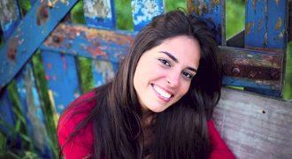 Cantora gospel Rafaela Pinho