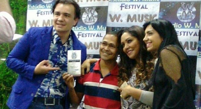 Vencedor do W.Music diz que música de Álvaro Tito o inspirou