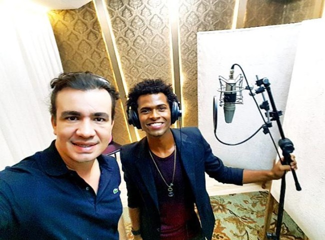 Maestro Wellington Correa e Airton de Paula