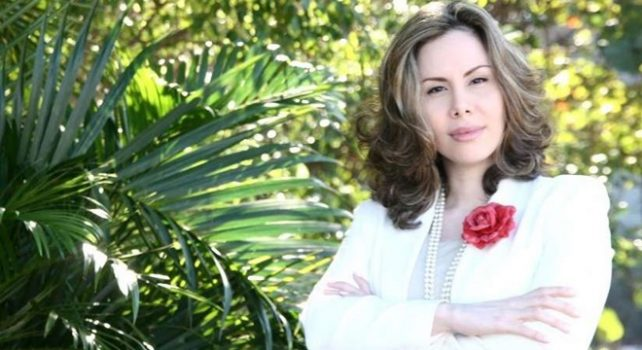 Pastora Sarah Sheeva