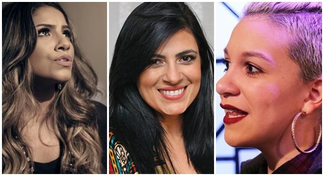 Fernanda Brum é criticada por escolher Priscilla Alcântara à Gabriela Rocha