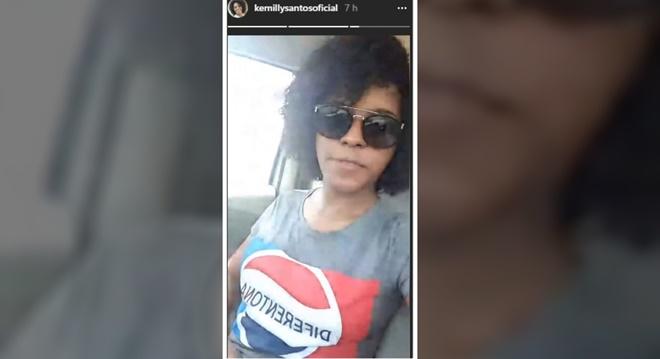 Cantora gospel Kemilly Santos é flagrada colocando a vida em risco. Assista!