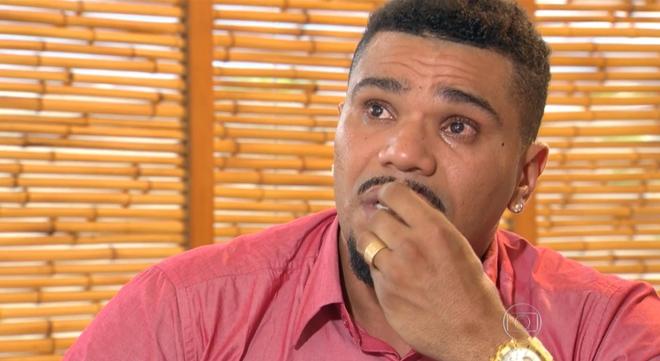 """""""Quase gospel"""" Naldo Benny é preso por porte de arma e agressão à mulher"""