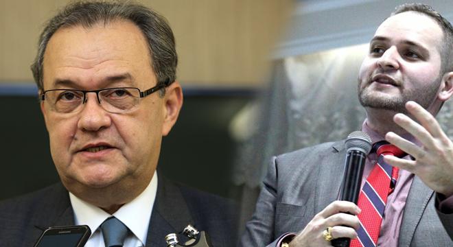 Pastor Samuel Câmara faz aliança com Pr. Galdino Júnior da Adsa Brasil