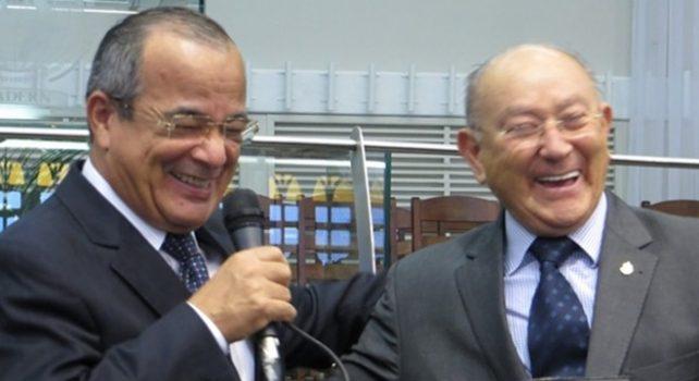 Pr. Martin Alves e Pr. José Wellington Bezerra