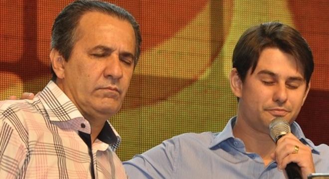 Pastor Silas Malafaia e Silas Filho (Reprodução)