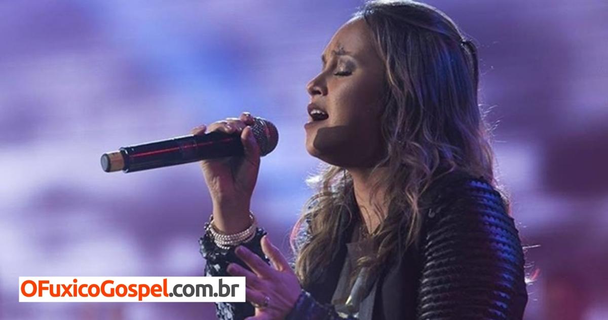 Cantora gospel - Bruna Karla