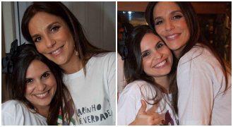 Aline Barros e Ivete Sangalo