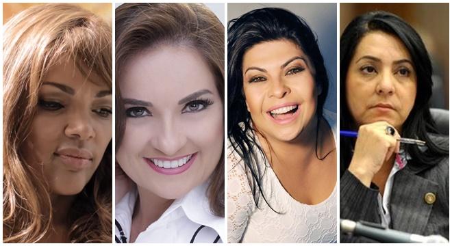 Música e política: 4 cantoras gospel irão disputar cargo na câmara em Outubro