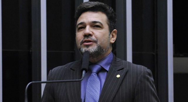 Deputado federal Marco Feliciano (PSC-SP)