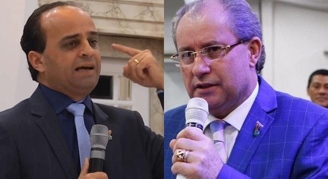 Em áudio, sobrinho de Reuel denuncia vice-presidente do Gideões