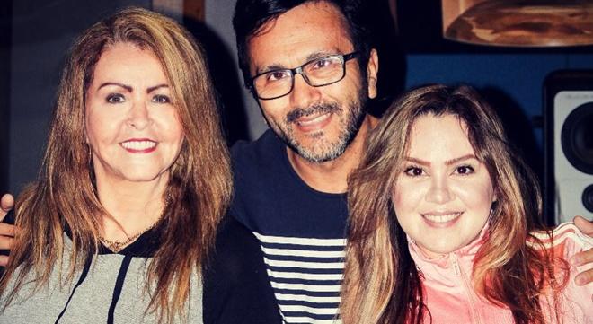 Shirley Carvalhaes, Melk carvalhedo e Sarah Farias