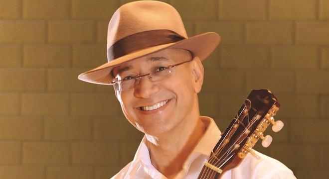 Cantor gospel Sergio Lopes