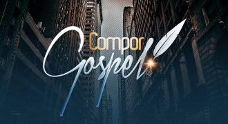 """Logo """"Compor gospel"""""""