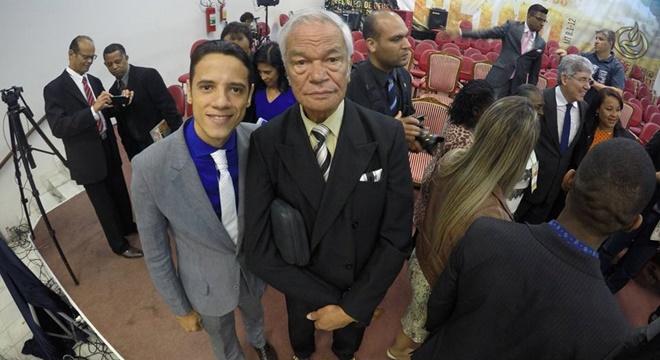 Jair Martins e Vitorino Silva