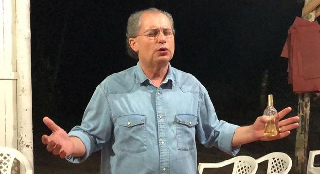 Pastor Reuel Bernardino (Reprodução)