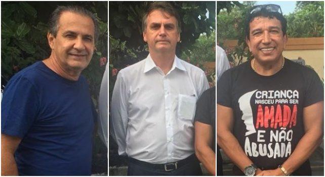 Silas Malafaia, Bolsonaro e Magno Malta