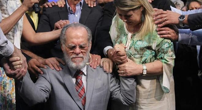 Pastor Marcio Valadão (Reprodução: Foto/Instagram)