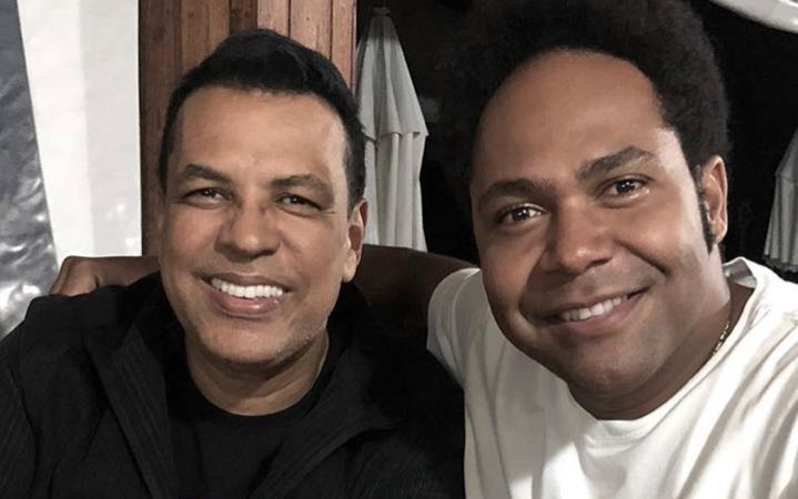 Apostolo Renê Terra Nova e Thalles Roberto