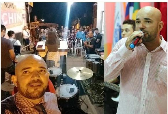 Cantor gospel  Aécio Lima morto à tiros