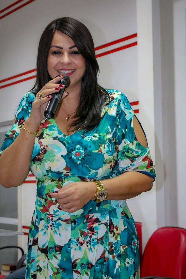 Cantora gospel Beatriz (Reprodução)