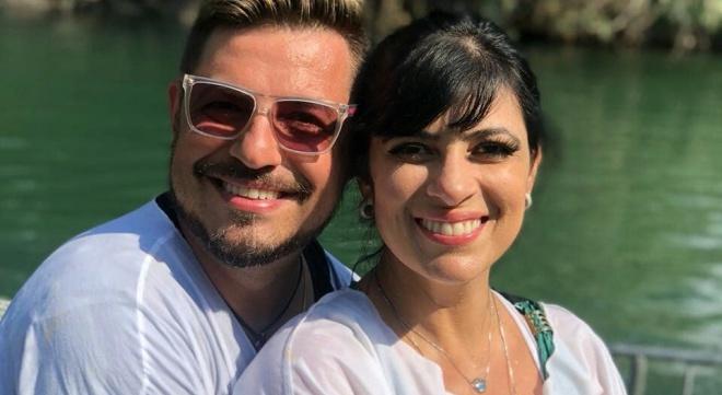 Emerson Pinheiro e Fernanda Brum (Reprodução)