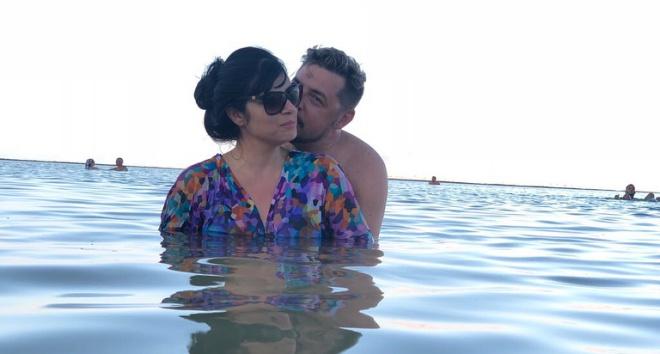 Fernanda Brum e Emerson Pinheiro (Reprodução)