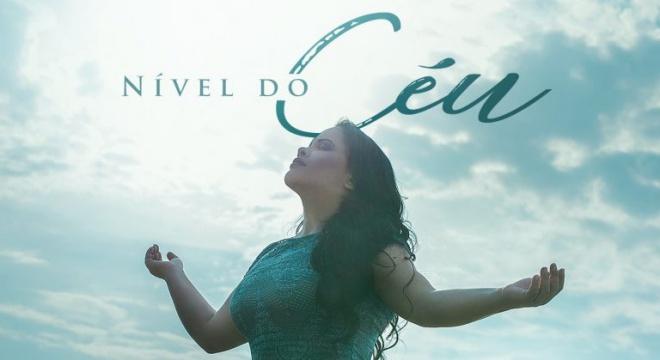 Nivel do céu, novo CD de Cassiane (Reprodução)