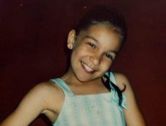 Pai de Priscilla Alcantara divulga foto rara da cantora (Reprodução)