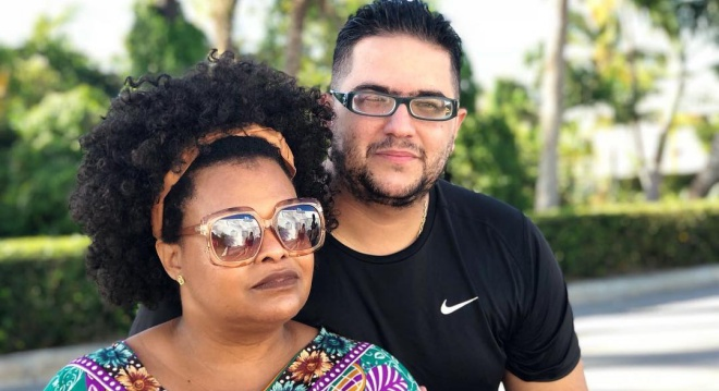 Pastor Rafael Bello e Missionária Natalia Bello