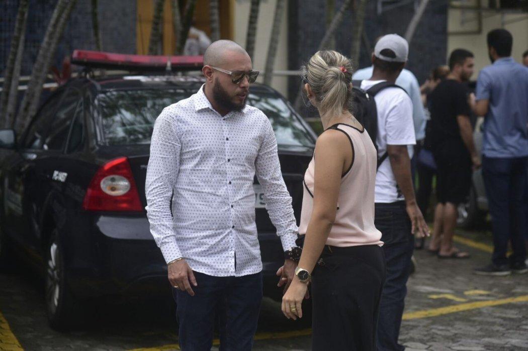 Pastor George Alves estaá preso, acusado de matar o filho e o enteado (Reprodução/Gazeta online)