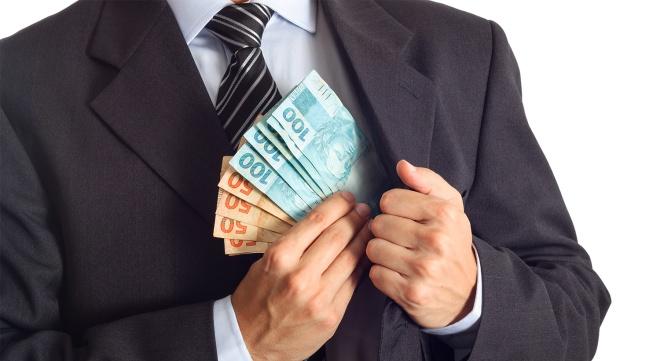 Pastores recebendo super salários (Reprodução)