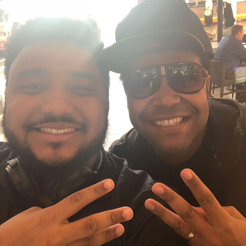 Eli Soares e Thalles Roberto (Reprodução)