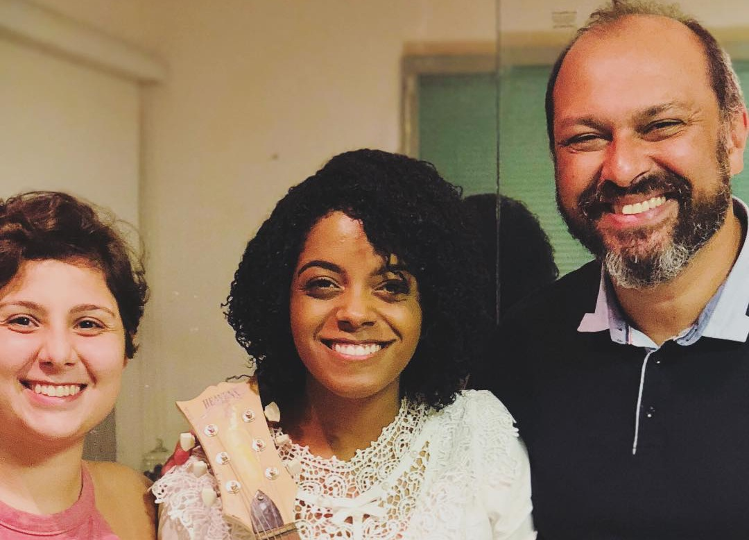 Kemilly Santos assina com a Sony Music