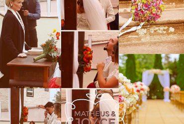 Bianca Toledo celebra casamento (reprodução)