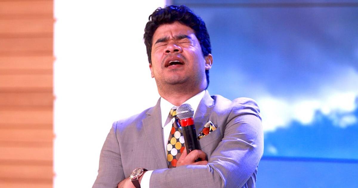 Cantor gospel Samuel Mariano (Reprodução)